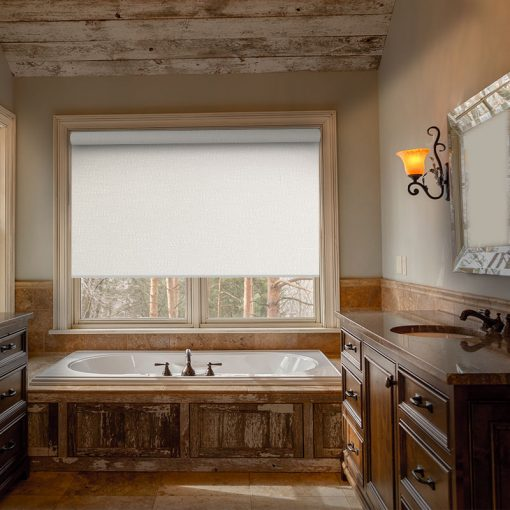 bathroom roller blinds lantra opal 1