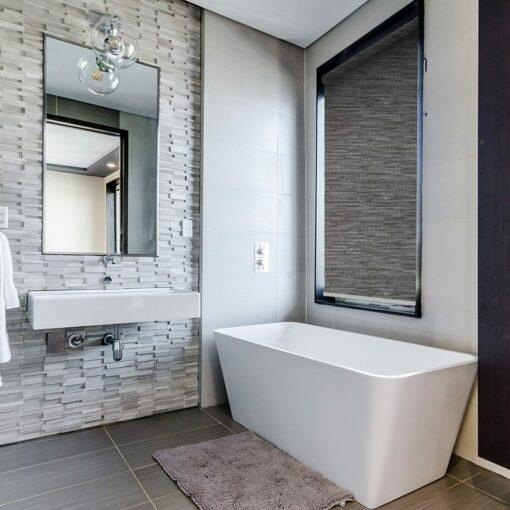 bathroom roller blinds lantra shale