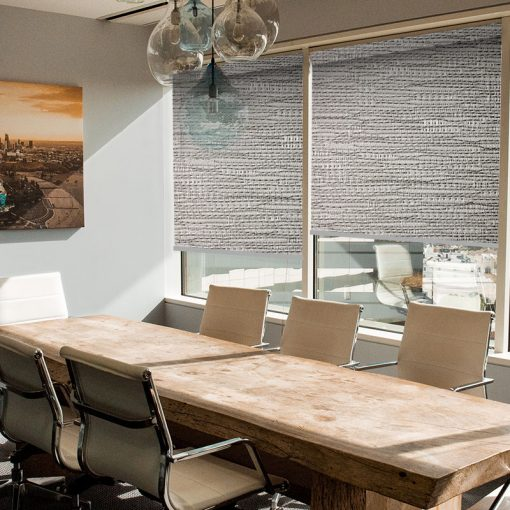 dining room roller blinds lantra pebble
