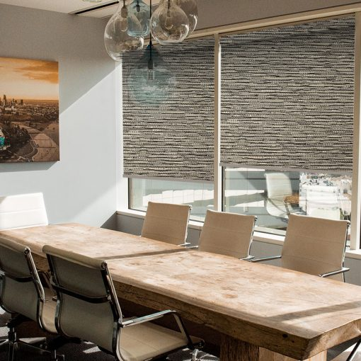 dining room roller blinds lantra seagrass