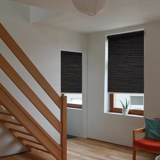 living room roller blinds reve onyx