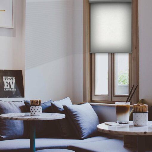 lounge roller blinds lantra cotton