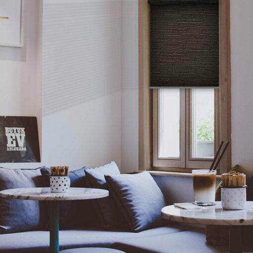 lounge roller blinds reve mink