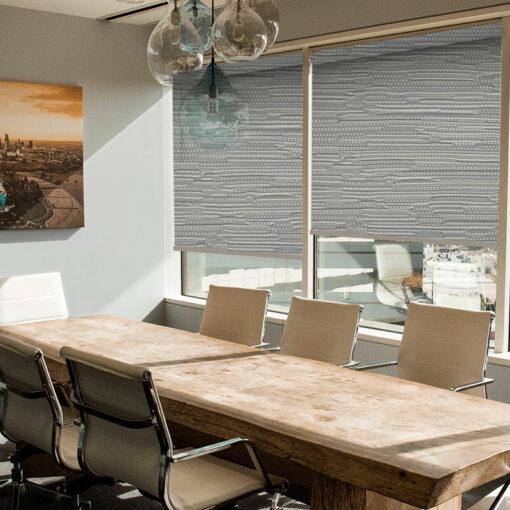 office roller blinds reve concrete 1
