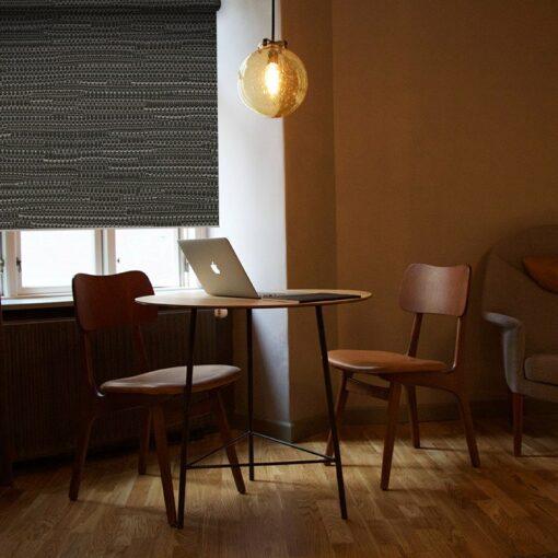office roller blinds reve pewter