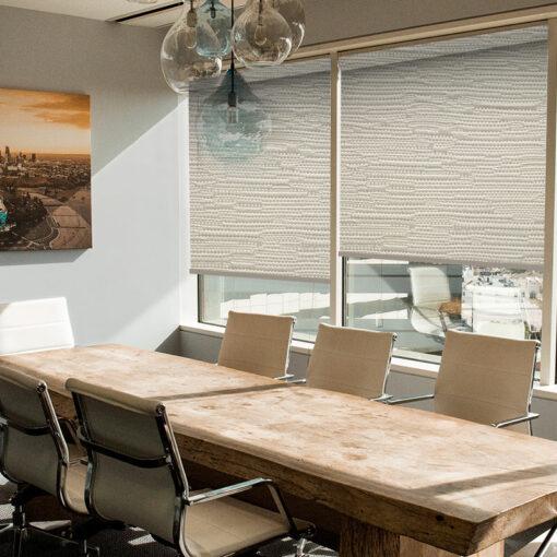 office roller blinds reve shell