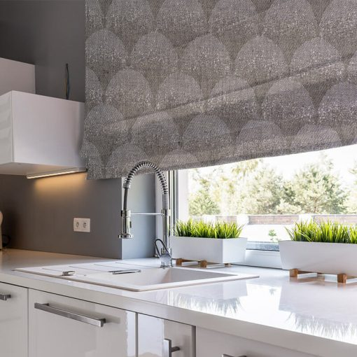 ready made blinds palais pewter