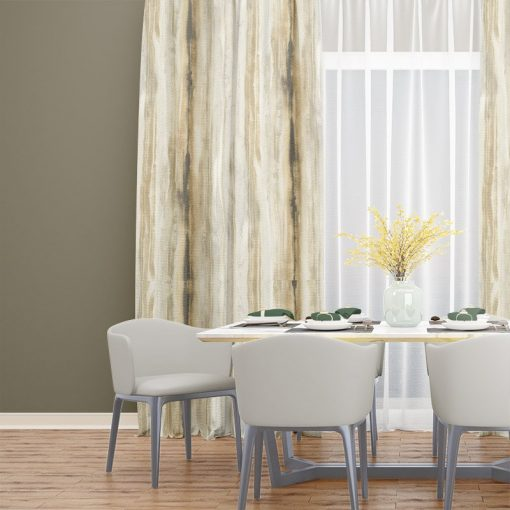 Viewpoint Sulphur Inverted Pleat Curtains - Several Types of