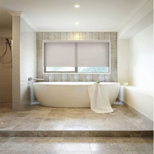 sunfilter roller blinds nz white stone