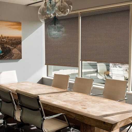 sunscreen roller blinds nz shore charcoal gold
