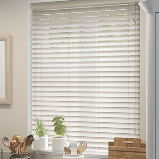 wooden blinds True Wood UV Stone