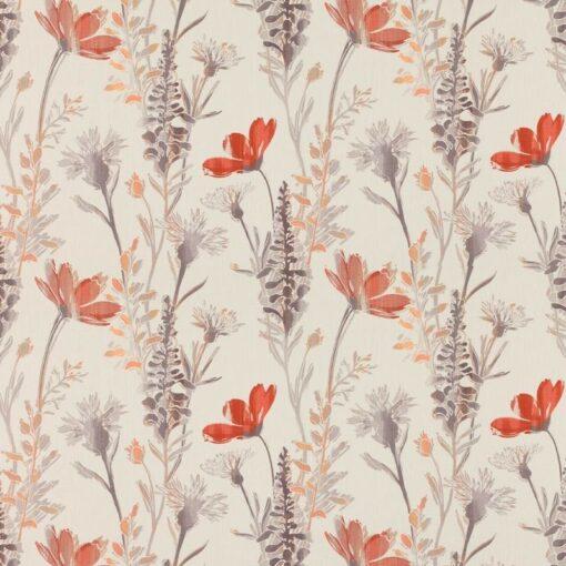 fabrics online nz bloom saffron