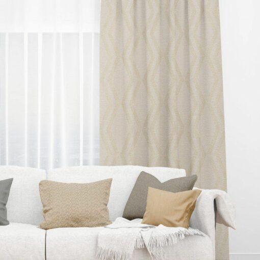 ready made curtains arris silken