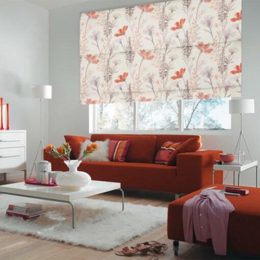 rods and blinds bloom saffron