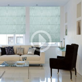Roman Blinds Tutorial 1