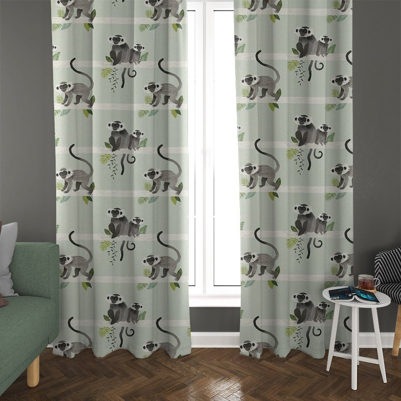 Monkey Bars Curtains Online Exquisite Affordable Kids