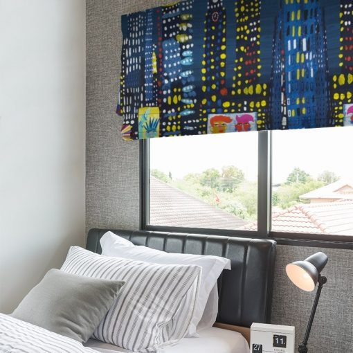 Nyc Ready Made Blinds Fun Kids Roman Blinds Online
