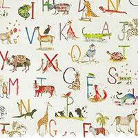 Clip Alphabet Safari Fudge