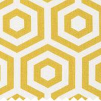 Clip Hexagon Saffron