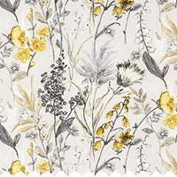 Clip Meadow Flower Lemon