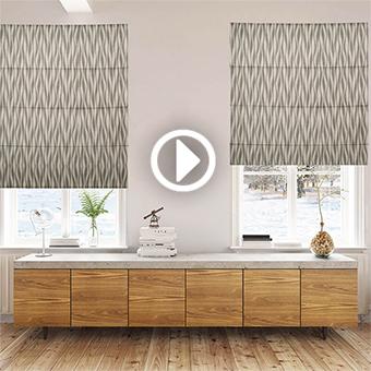 motorised roman blinds 2