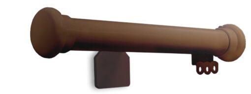 Decorator Rod Metro Bronze